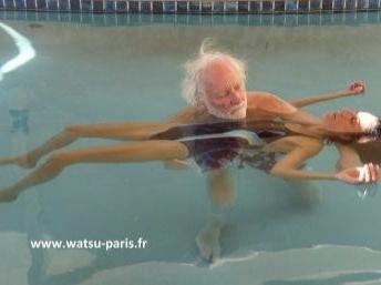 Formations Cours Et Séances De Watsu En France